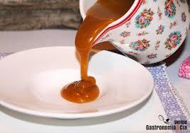 Salsas dulces para postres (Sin azúcar)