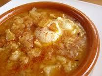 Sopa castellana del siglo XV