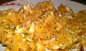 Revuelto de patatas