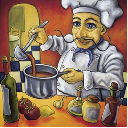 Términos cotidianos de cocina ( parte I )