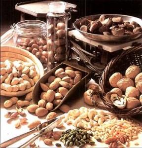 Beneficios de los frutos secos (I)