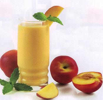 Licuado de fresa, zanahoria y mango