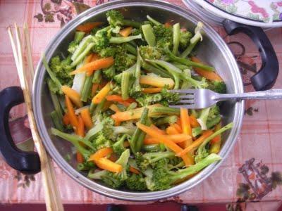 Hogaza de verduras