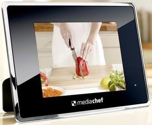 digital cook book belling mediachef