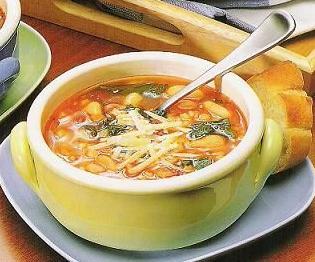 Sopa a la paisana