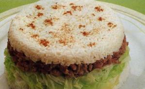 arroz a la hungara