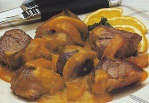 Curry de cordero