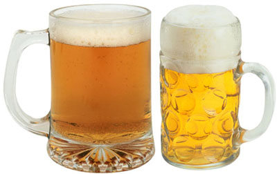 Las propiedades de la cerveza