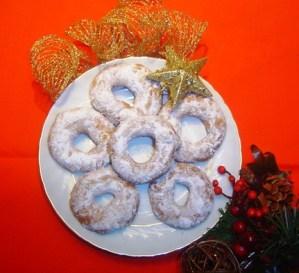 roscos de navidad