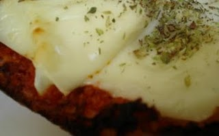 Tostadas de sobrasada y queso