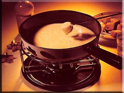 Propiedades del fondue