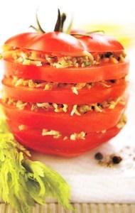 Entradita de tomates
