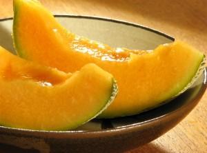 Propiedades del melón
