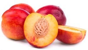 La delicada y jugosa nectarina
