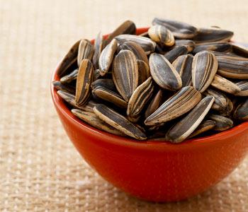 Las semillas: fuente de energía