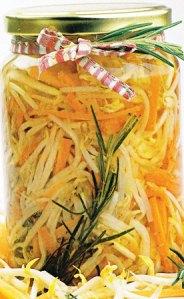 brotes de soja en aceite