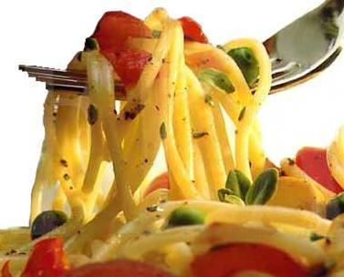 ¿Qué nos aporta un plato de pasta?