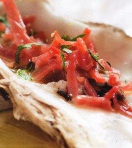 ostras del virrey