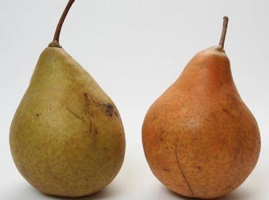 Propiedades de las peras
