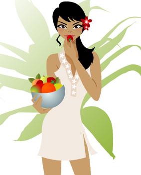 Come fruta todos los días