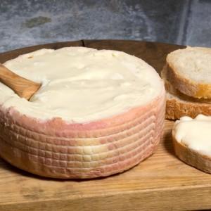 Nueva receta con Torta del Casar