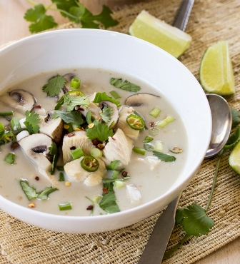 Sopa tailandesa