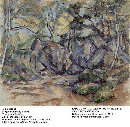 Cezanneforest