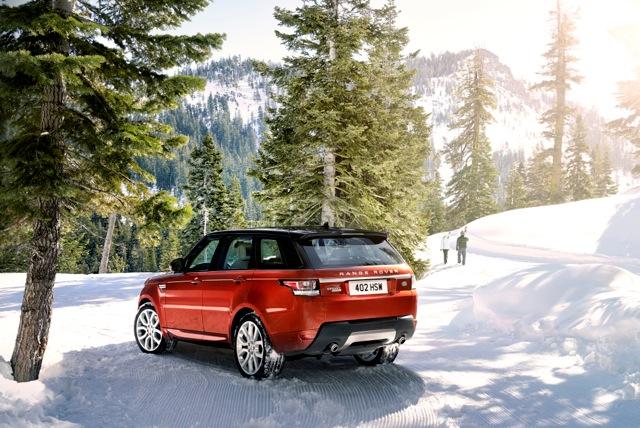 Range Rover Sport V