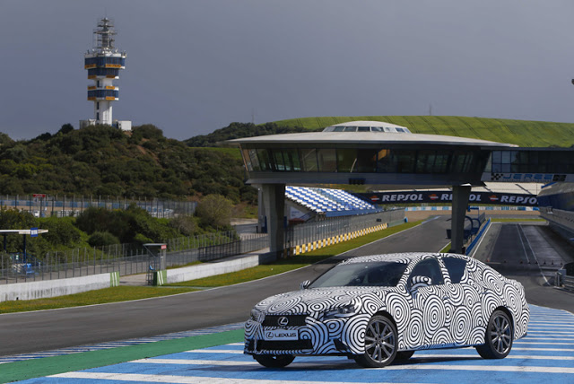 Lexus en Jerez III