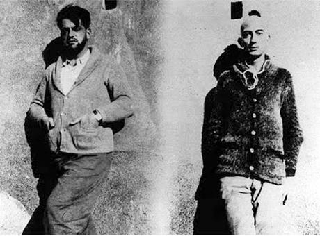 Luis Buñuel y Salvador Dalí.