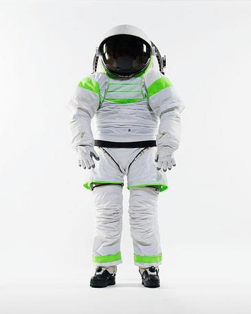 Prototipo del traje espacial Z-1. / NASA
