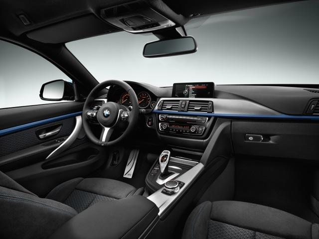 BMW Serie 4 interior I