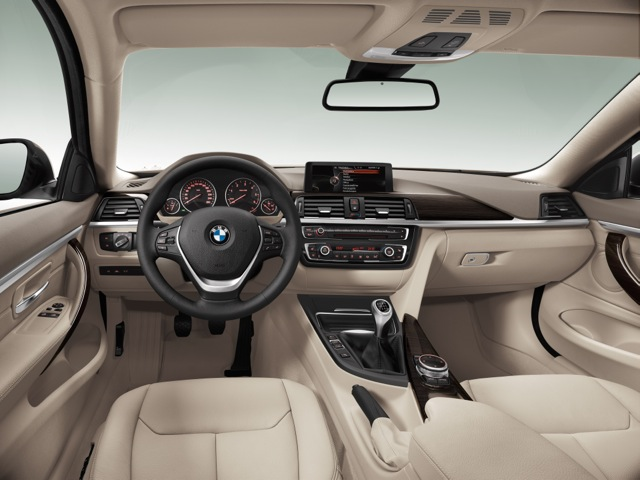 BMW Serie 4 interior II