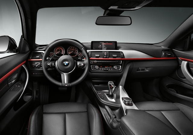 BMW Serie 4 interior