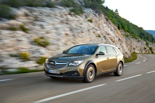 Opel Insignia Country Tourer II