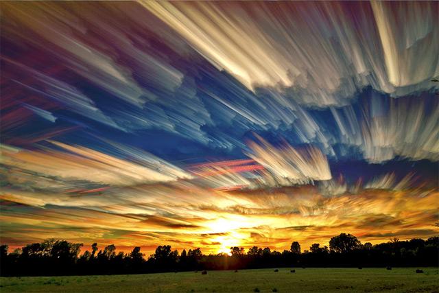 cielo de colores imposibles 5