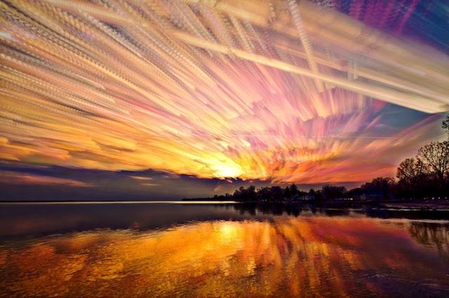 cielo de colores imposibles 8