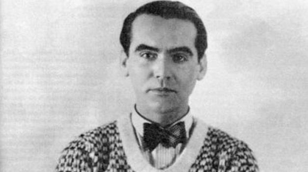 Federico  García Lorca interior