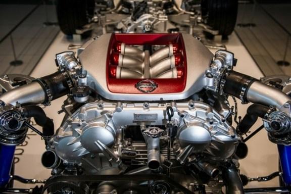 Motor GTR