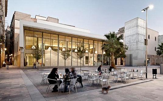 AMPLIACION DEL MUSEO PICASSO BARCELONA 1