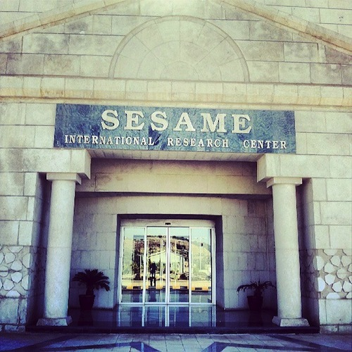 Sesame, portada