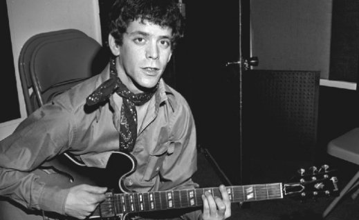 lou reed guitar