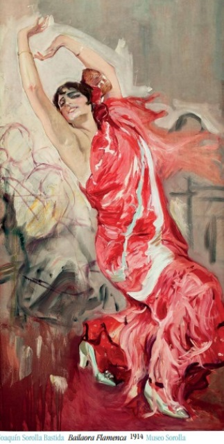 Bailaora-Flamenca-Museo-Sorolla