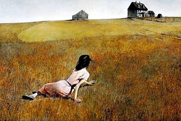 Andrew Wyeth, Christina´s world