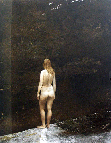 Andrew Wyeth, Indian Summer