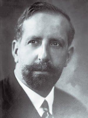 Américo Castro hacia 1930