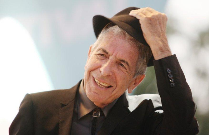>Canadian singer Leonard Cohen will release a new studio album on Jan. 31.