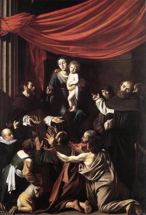 Michelangelo_Merisi_da_Caravaggio_-_Madonna_del_Rosario_-_WGA04180