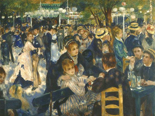 Renoir MoulinGalette