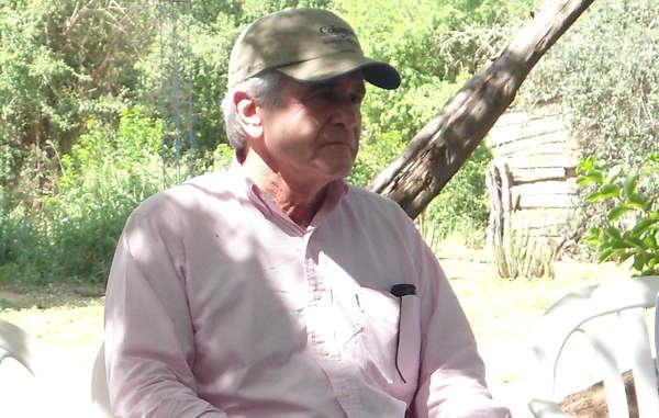 El ganadero brasileño Marcelo Bastos Ferraz rechazó la súplica de los ayoreos para que deje de destruir el bosque habitado por sus familiares no contactados. © OPIT